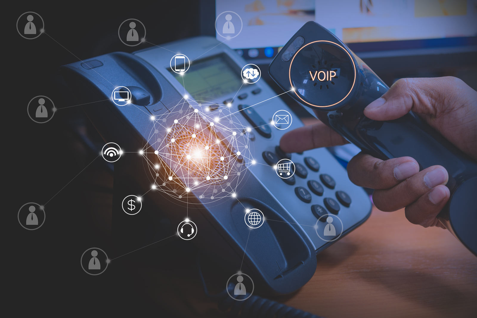 Stay connected and simplify your workday with a business phone system | Varay Managed IT, San Antonio & El Paso