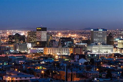 El-Paso-Skyline