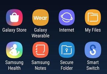 Galaxy Wearable App - Notifications