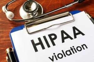 Healthcare breaches mean HIPAA violation fees | Varay, El Paso