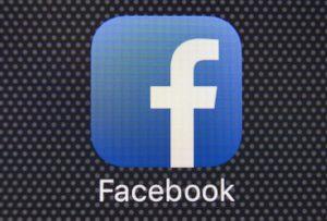 Facebook logo in wake of data gathering scandal with Cambridge Analytica   Varay, El Paso