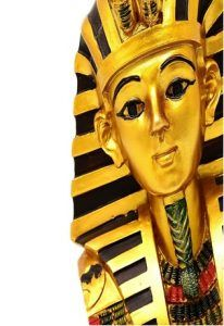 King Tut mask and the early days of data backup | Varay, El Paso