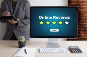 KPI | Online reviews as KPI