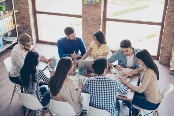 Employee education meeting | Varay, El Paso