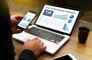 KPI dashboard app | Varay, El Paso