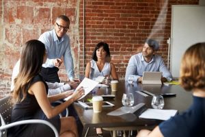 Employees building a corporate culture of cyber security | Varay, El Paso