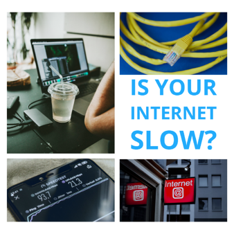 Is Your Internet Slow