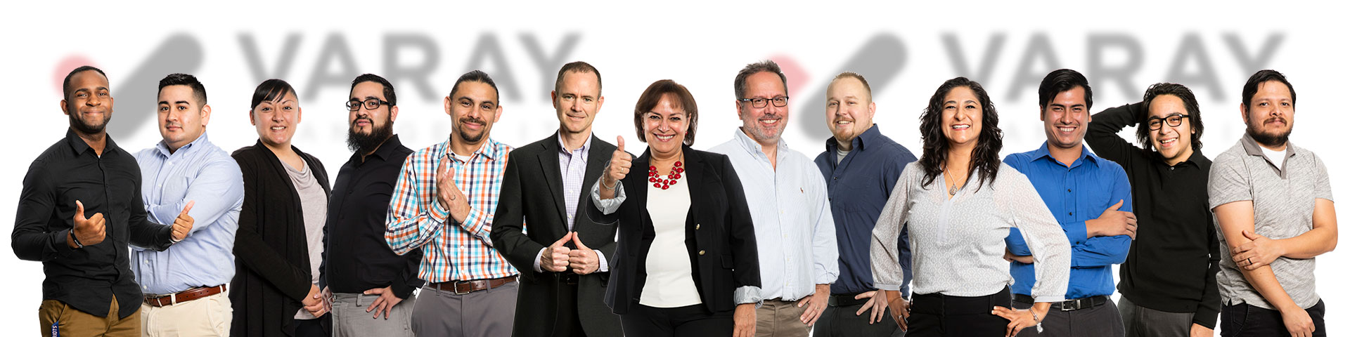 Varay Team Photo