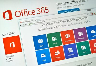 You can get access to feature-rich applications when you switch to Outlook and Office 365 | Varay Managed IT, San Antonio & El Paso