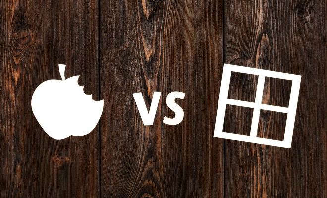 What is better for a business, Mac or PC?